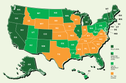 Weed Map Status Of Pot Legalization Across America Rolling Stone
