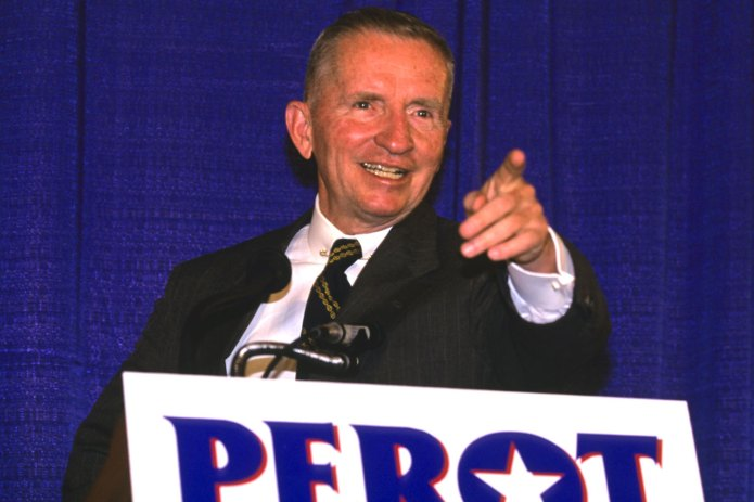 Ross Perot Billionaire And Former Presidential Candidate Has Died Rolling Stone