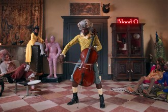 Dev Hynes Entertains French Aristocracy in New Blood Orange Video 'Benzo'