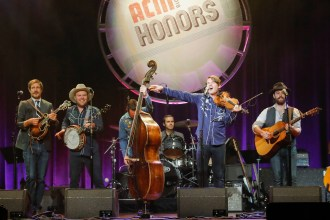 Old Crow Medicine Show Ready 'Live at the Ryman' Concert Album