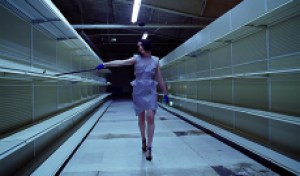 St. Vincent Carries Out a Courteous Robbery in Red Hearse's 'Half Love' Video