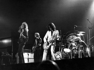 Justice Department Sides With Led Zeppelin in 'Stairway to Heaven' Legal Battle
