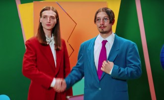 Watch Y2K, Bbno$ Star in Fictional 'Big Fun Fun Show' in New 'Lalala' Video