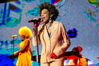Macy Gray Finds Her Peace in New 'Buddha' Video