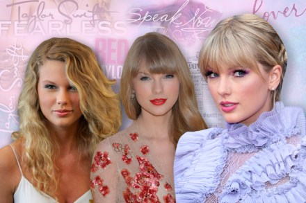 taylor swift wants to