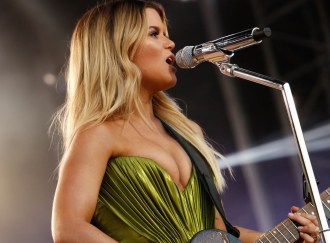 Watch Maren Morris Perform 'GIRL,' 'The Bones' on 'Kimmel'