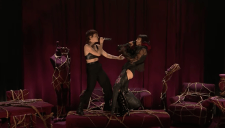 See Christine and the Queens Join Charli XCX for 'Gone' on 'Fallon'