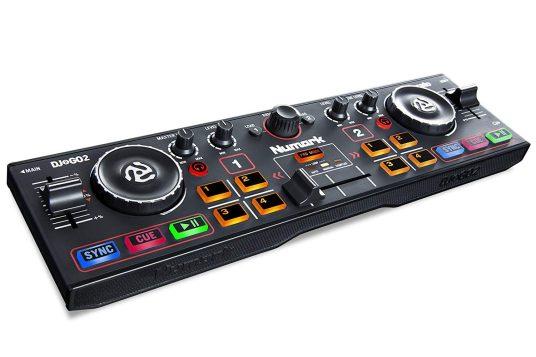 numark-dj-controller