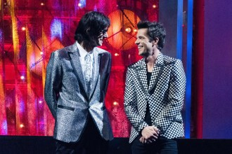 Brandon Flowers Pays Tribute to Ric Ocasek: 'My First King'