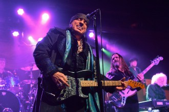 Steven Van Zandt Gathers Solo LPs, Unreleased Tracks for 'RockNRoll Rebel' Box Set