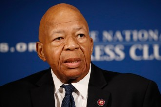Congressman Elijah Cummings, Chairman of the House Oversight Committee, Dead at 68