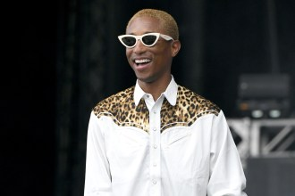 Pharrell Announces Second Annual Something in the Water Festival