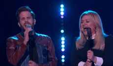 Watch Kelly Clarkson and Ben Platt Cover Bob Dylan's 'Make You Feel My Love'