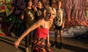 Amyl and the Sniffers: Aussie Punks Bring the Noise