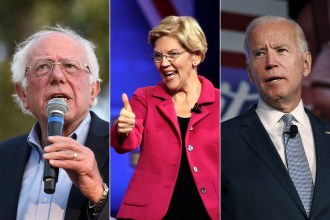 The Biggest Moments from the Democrats' October Presidential Debate