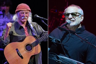 Watch David Crosby, Steely Dan Team Up for Riveting 'Wooden Ships' Performance