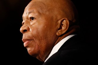 Elijah Cummings Was Not Done