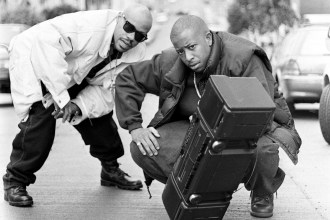 Gang Starr Preview First LP in 16 Years 'One of the Best Yet' With New Song 'Bad Name'