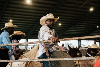 Everybody Wants a Piece of Black-Cowboy Culture