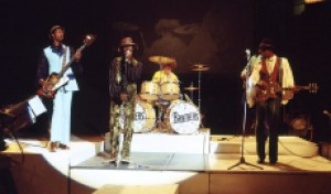 George Chambers of Psych-Soul Pioneers the Chambers Brothers, Dead at 88