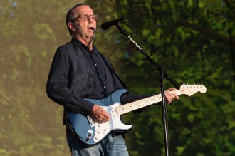 Eric Clapton, Gary Clark Jr. Highlight New Crossroads Festival Live LP