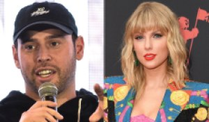 Scooter Braun Alludes to Taylor Swift Dispute: 'People Need to Come Together and Have a Conversation'