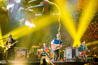 Coldplay Pause Touring Over Environmental Concerns