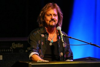 Gregg Rolie Looks Back on His Days With Santana, Journey, and Ringo Starr