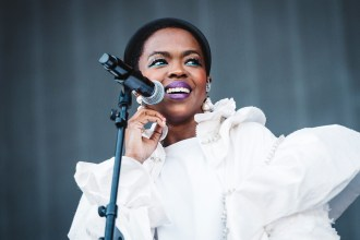 Hear Lauryn Hill's First Solo Song in Five Years 'Guarding the Gates'
