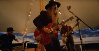 Marcus King Leads a Tent Revival in 'The Well' Video