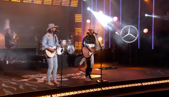 See Florida Georgia Line Perform 'Simple,' 'Blessings' on 'Kimmel'