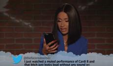 Watch Cardi B, Lizzo, Billie Eilish Read Mean Tweets on 'Kimmel'
