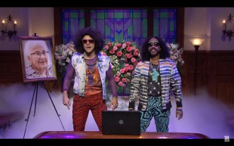 Watch Harry Styles Play 'Funeral DJ' on 'SNL'