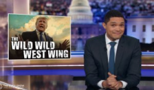 Trevor Noah Mulls Link Between Trump's Strange Hospital Visit, Impeachment on 'Daily Show'