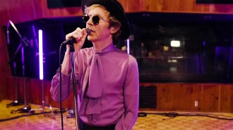 Watch Beck Perform Prince Medley at Paisley Park Studios