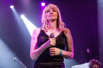 Hear Courtney Love's New Song 'Mother' From 'The Turning' Soundtrack