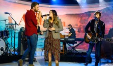 Watch Lady Antebellum Sing 'What If I Never Get Over You' on 'Today'