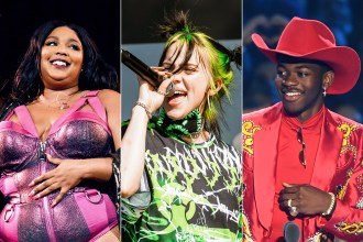 Lizzo, Billie Eilish, Lil Nas X Lead 2020 Grammy Nominees
