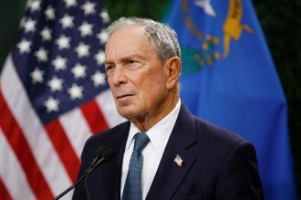 Michael Bloomberg Officially Enters the Presidential Race