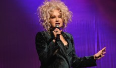 Cyndi Lauper Officially Releases 'Hope,' First Single in 3 Years