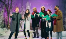 Watch Kacey Musgraves Sing Christmas Classics With James Corden