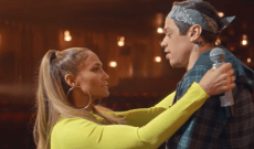 See Jennifer Lopez Fall for Pete Davidson's Irresistible Chad on 'SNL'