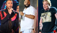 Guns N' Roses, Maroon 5, DJ Khaled Booked for Miami's Super Bowl Music Fest