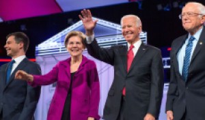 Strike Has Candidates Poised to Pull Out of Democratic Debate