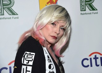 Watch Debbie Harry and Jesse Malin Cover 'Fairytale of New York'