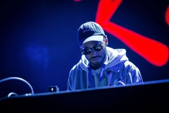 Kaytranada Taps Pharrell, Tinashe for New LP 'Bubba'