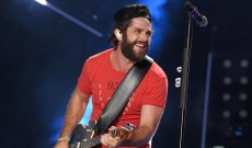 Thomas Rhett Plots Summer 2020 Center Point Road Tour