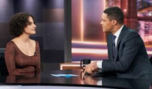 Ilana Glazer Talks Comedy Special, 'Horny 4 Tha Polls' Stand-Up Tour on 'Daily Show'