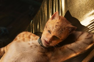 Taylor Swift on 'Cats': 'I Had a Great Time Working on That Weird-Ass Movie'