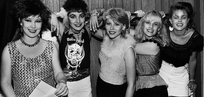Sundance 2020: 'The Go-Go's' Gives '80s New Wave Band a Proper Music Doc (Finally)